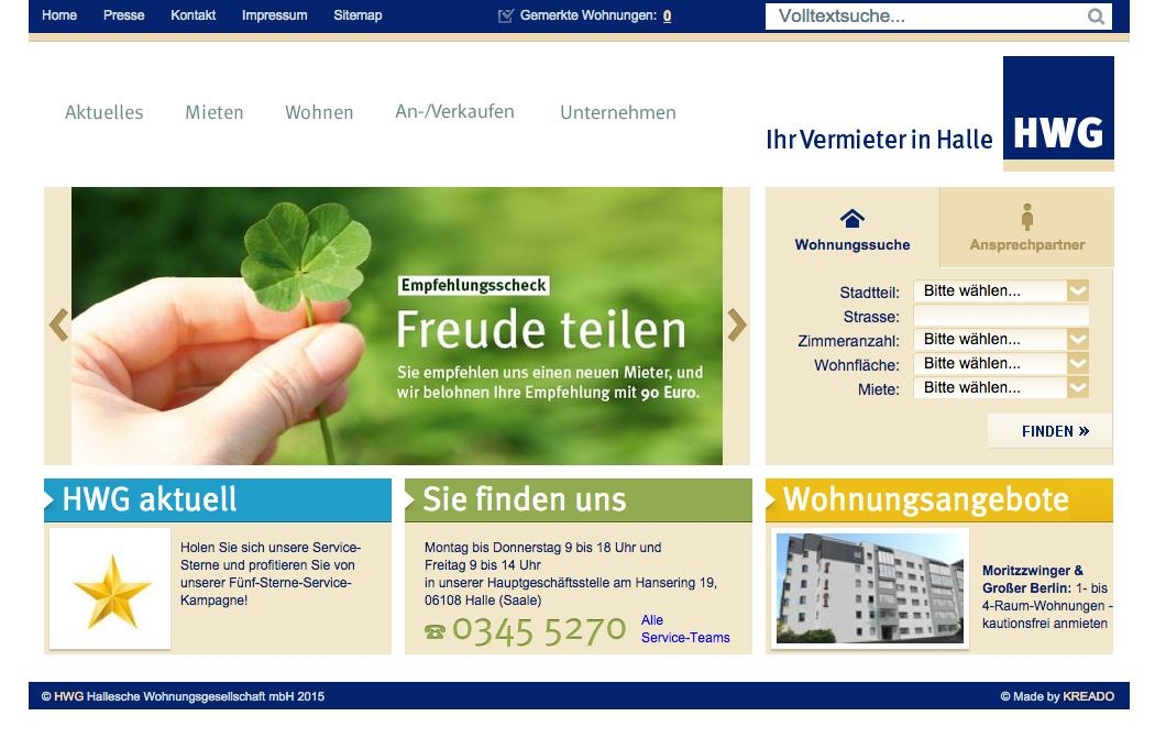 Referenz Website Realunch Kunden Name