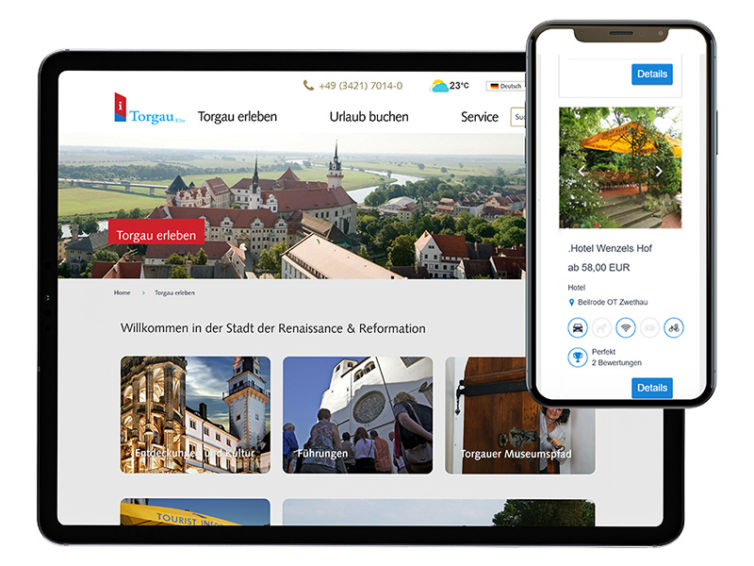 WordPress Woocommerce Tourismus Plattform mit Hotelbuchung & Ticketshop